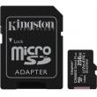 Paměťová karta KINGSTON micro SDHC 256GB Class 10 + adaptér