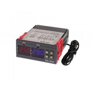 Digitální termostat STC-3018 rozsah -55°C~120°C, 230V AC