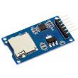 Čtečka Micro SD karet - modul SPI - 6pin