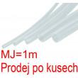 Smršťovací bužírka 10,0/5,0mm čirá, balení 1m