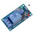 Teplotní čidlo, modul s termistorem a releovým výstupem