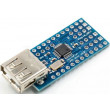 Arduino Mini USB Host Shield 2.0 ADK