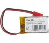 Akumulátor LiPo 3,7V/500mAh 602530 /Nabíjecí baterie Li-Pol/