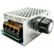 Stmívač a regulátor otáček pro komutátorové motory do 4000W s krytem