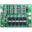 Ochranný obvod a balancér pro 4 Li-Ion články 18650, proud do 40A