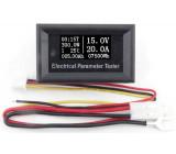 Multifunkční měřící přístroj 7 v 1 s displejem OLED