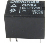 Relé CHENGYUAN - CHYRA (4100) 12VDC