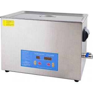 Ultrazvuková čistička VGT-2327FQTD 80kHz 27l, 600W,ohřev, DOPRODEJ