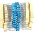 820R 0309, rezistor 0,5W metaloxid, 1%, balení 100ks