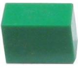 Hmatník pro ISOSTAT zelený 15x11x8mm