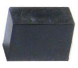 Hmatník pro ISOSTAT tmavě šedý 15x11x8mm