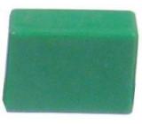 Hmatník pro ISOSTAT zelený 20x14x8mm