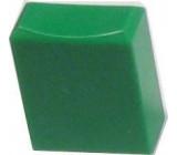 Hmatník pro isostat zelený 15x17x8mm