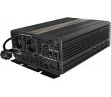 Měnič+UPS+nabíječ 12V/230V/1500W,modif.sinus.,CARSPA UPS1500