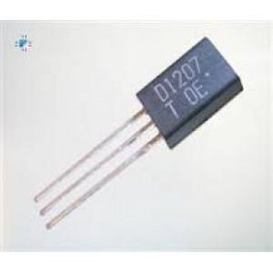 2SD1207 bipolární tranzistor 50V 2A Low VCE NPN