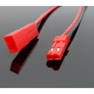 JST konektor samec + samice 15cm kabely