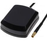 GPS anténa vnitřní MMCX-C zásuvka přímý kabel 5m magnet