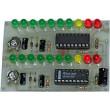 Elektronická stavebnice stereofonní indikátor úrovně