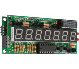 Elektronická stavebnice měření kmitočtu signálu 9VDC