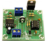 Elektronická stavebnice výkonná siréna 5-18VDC
