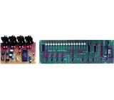 Elektronická stavebnice předzesilovač 12VDC
