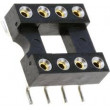 Patice DIP 8 PIN 7,62mm Kontakty slitina mědi SMT 0-85°C