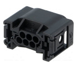 Konektor vodič-vodič MQS zástrčka zásuvka bez kontaktů PIN:6