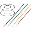 Kabel UL1007 licna Cu 30AWG PVC   300V 30m