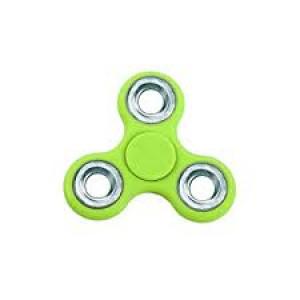 Fidget Spinner zelený / kovová ložiska