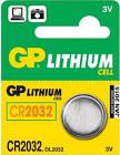 GP CR2032 (CR2032, DL2032), 3V