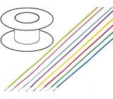 Kabel H07V-K licna Cu 25mm2 PVC černá 470/750V