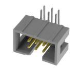 Zásuvka IDC vidlice PIN:6 úhlové 90° THT 1,27mm