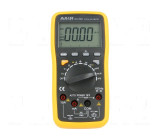 AX-594 Číslicový multimetr LCD 3,75-místný (3999) 3x/s -20÷1000°C