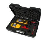 AX-T2090 Bezdotykový detektor napětí a kabelů LCD, bargraf 12÷.400VAC
