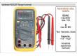 Multimetr RE330F RANGE-automat