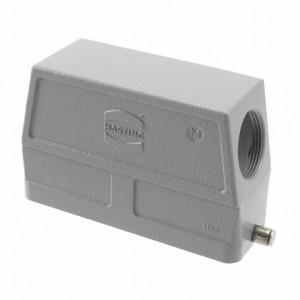 Kryt pro konektory HAN Han HMC velikost 24B na kabel úhlový