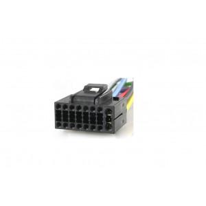 Konektor s vodiči Kenwood 16 PIN KDC