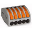 Svorka instalační rychlosvorka pružinová svorka Řada:222