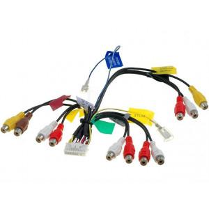 Konektor pro panelová autorádia Pioneer RCA
