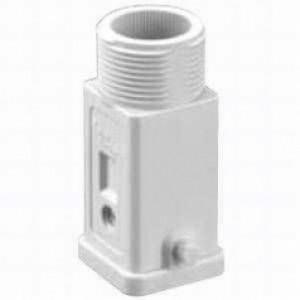 Kryt pro konektory HTS HTS velikost 1 přímý M25 na kabel