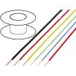 Kabel FLRY licna CU 1mm2 PVC červená 60V