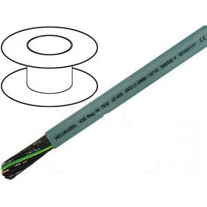 Kabel JZ-500 licna CU 25x1mm2 PVC 300/500V H05VV5-F