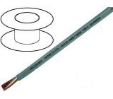 Kabel LiYY licna CU 3x0,5mm2 PVC šedá 500V LIYCY, LIYY