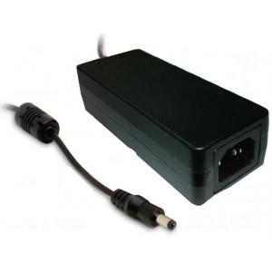 Zdroj spínaný 5A Výv:5,5/2,1 60W 125x50x31,5mm -30÷70°C