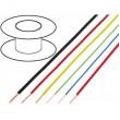 Kabel FLRY licna CU 0,75mm2 PVC žluto-černá 60V