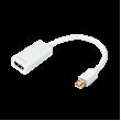Adaptér mini DisplayPort - HDMI bílá
