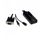 Převodník s kabelem HDMI - VGA