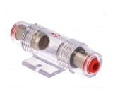 Pojistkové pouzdro pro kabel 10 - 20mm2 stříbrné