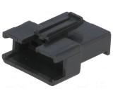 Zástrčka vodič-vodič vidlice 5 PIN bez kontaktů 2,5mm NPP