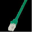 Patch kabel U/UTP 6 propojení 1:1 licna CCA PVC   0,5m